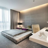 17 Appealing Platform Bed Designs For Real Pleasure In The Bedroom