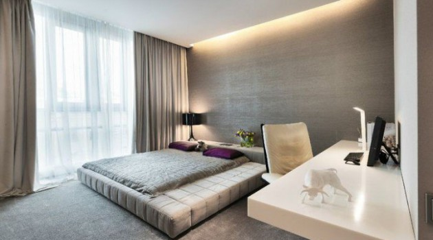 17 Appealing Platform Bed Designs For Real Pleasure In The Bedroom