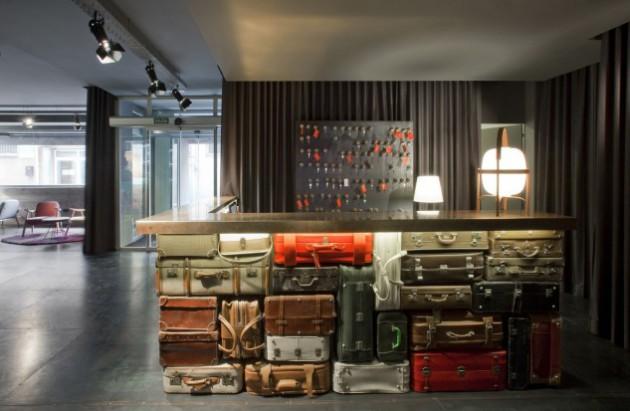 19 Spectacular Reception Desk Design Ideas