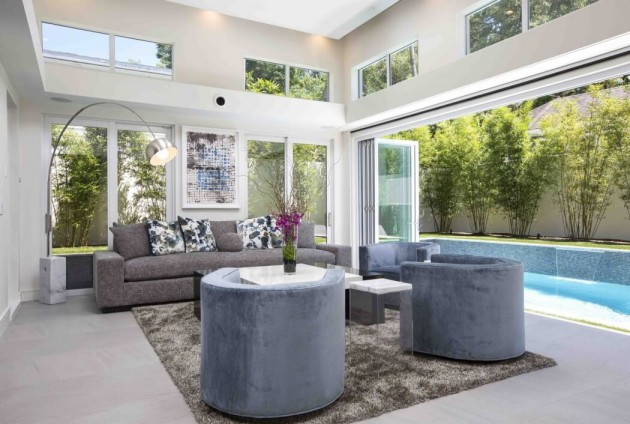 How To Decorate Comfortable & Elegant Living Room