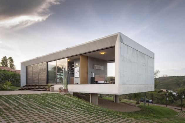 15 Dazzling Modern House Design Ideas