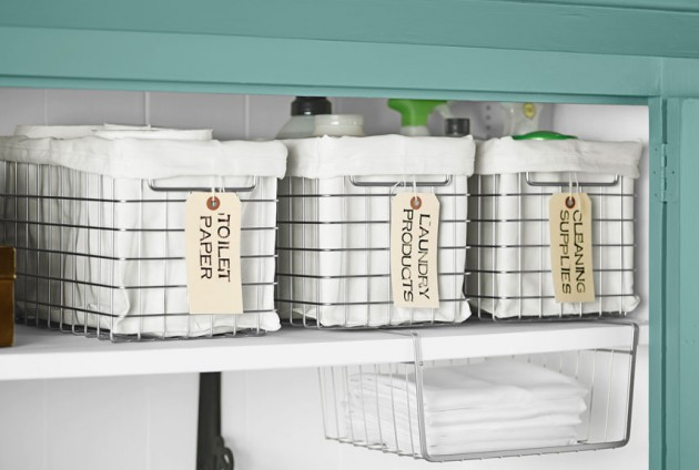 14 Creative Ideas How To Quickly Organize Your Bathroom