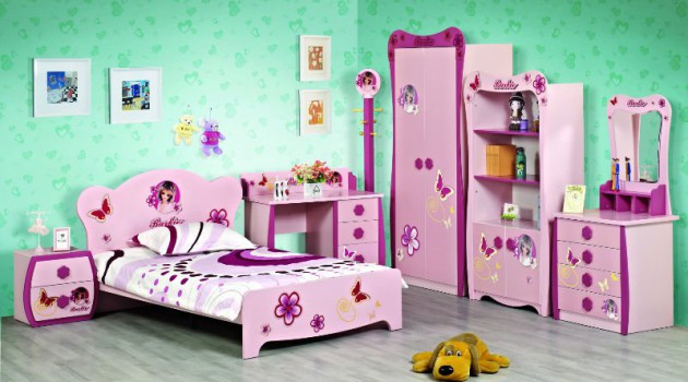 19 Cheerful Kids Room Design Ideas