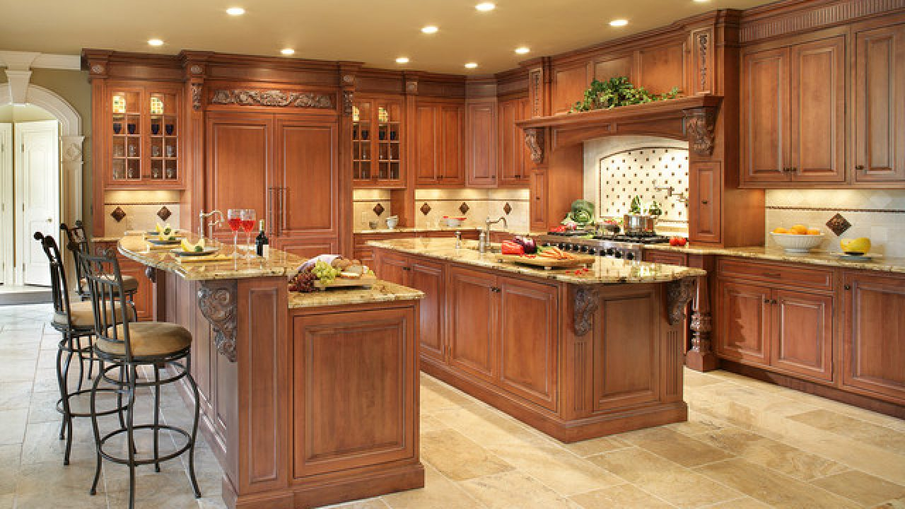 18 Stunning Kitchen Designs With Double Island