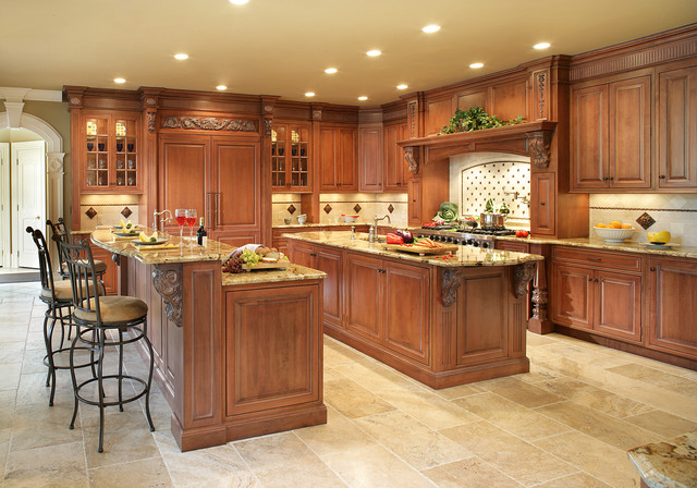 18 stunning kitchen designs with double kitchen island trending functional and timeless kitchens gonyea homes