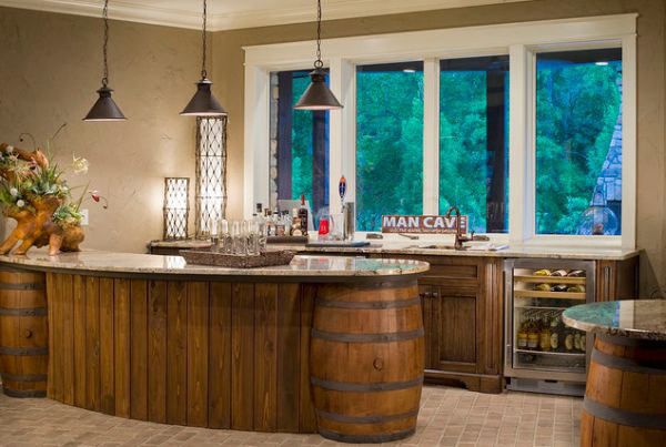 20 Clever DIY Ideas To Repurpose Old Wine Barrels