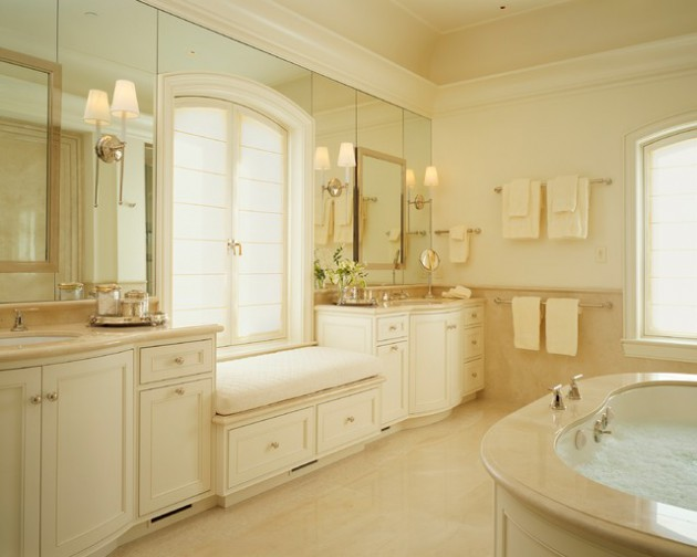 17 Delightful Traditional Bathroom Design Ideas