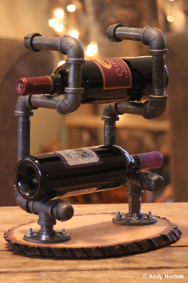 17 Super Smart DIY Ideas To Make Stylish Wine Rack