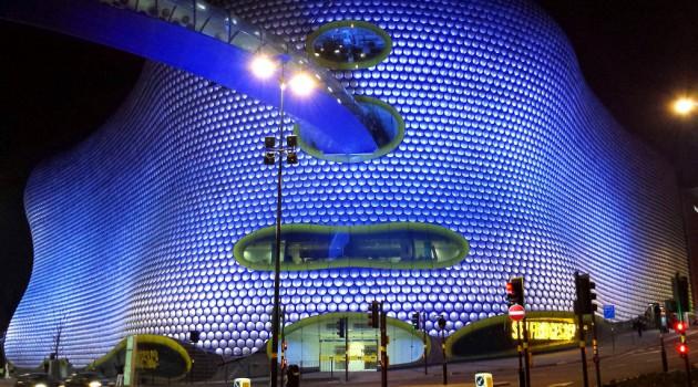 5 of Birmingham's Best Modern Architectural Designs