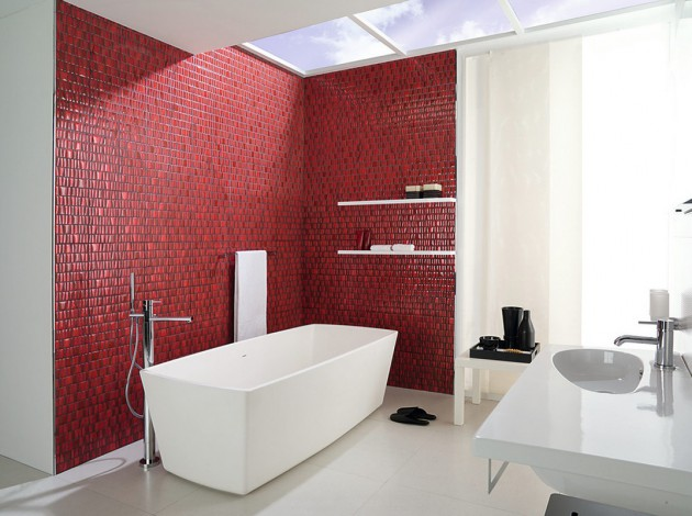 16 Ideas How To Enter Passion In Your Home With Red Details