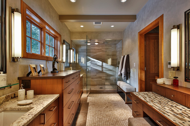 15 Outstanding Rustic Bathroom Designs That Youre Going To Love