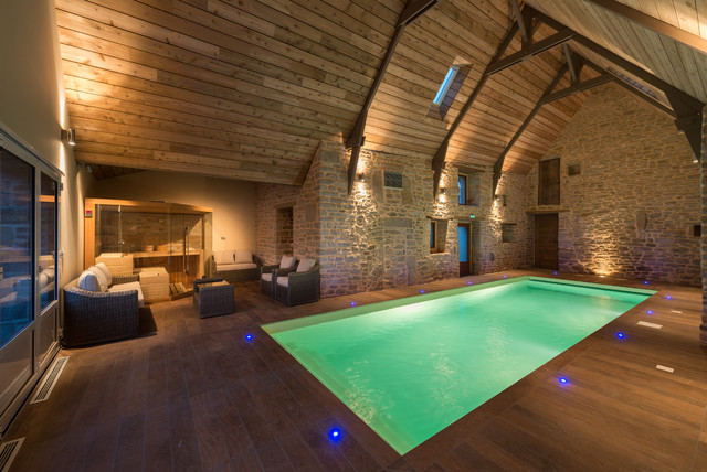 15 Sensational Rustic Swimming Pool Designs That Will Take Your Breath Away