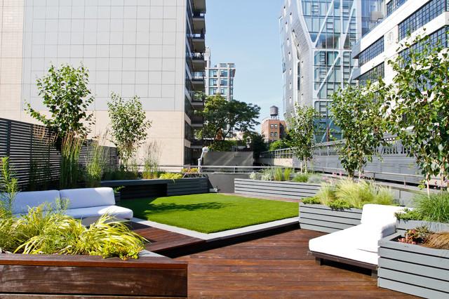 16 Delightful Contemporary Landscape Designs To Upgrade