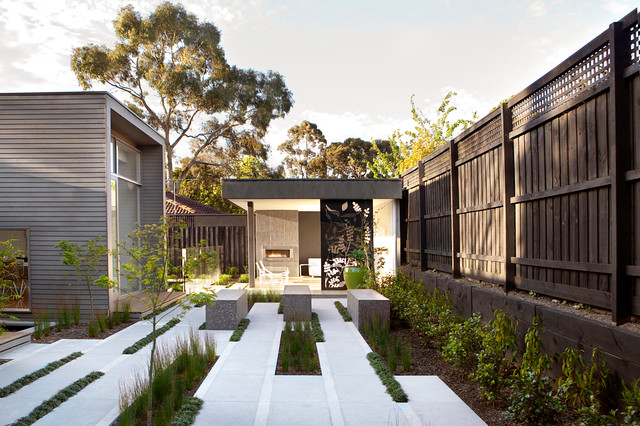 16 Delightful Contemporary Landscape Designs To Upgrade Your Garden