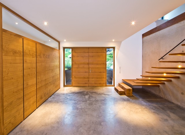16 Welcoming Contemporary Entry Designs That Will Showcase Your Home