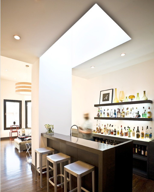 17 Incredible Contemporary Home Bar Designs Youre Going To Enjoy