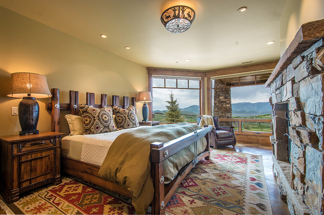 17 Jaw-Dropping Rustic Bedroom Designs That Will Blow Your Mind