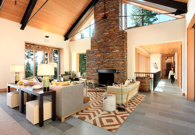 17 Mind-Blowing Rustic Living Room Designs For The Ultimate Enjoyment