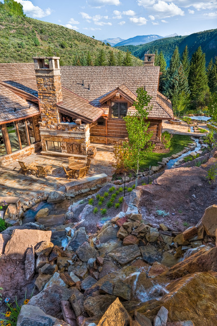 17 Spectacular Rustic Landscape Designs That Will Leave You Breathless