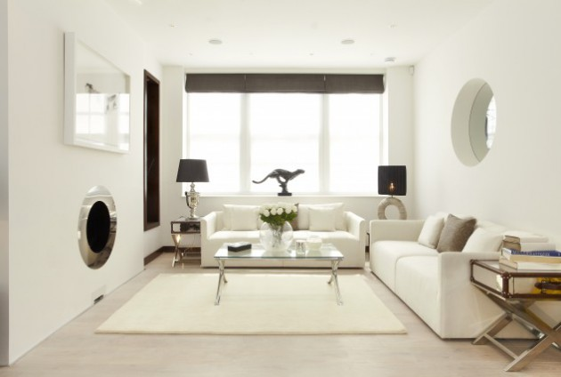 18 Small Living Room Design Ideas With Big Statement