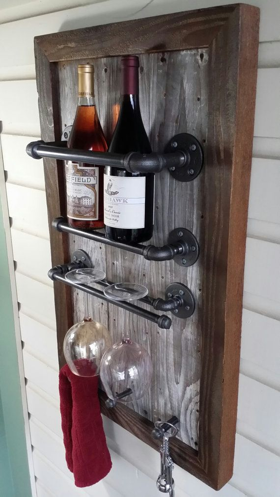 17 Super Smart Diy Ideas To Make Stylish Wine Rack
