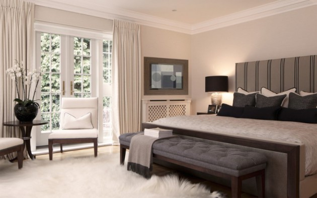 17 Cozy Chair Designs For More Comfortable Bedroom