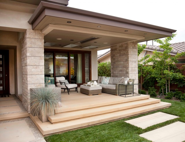 18 Astonishing Contemporary Porch Designs Youd Love To Chill On