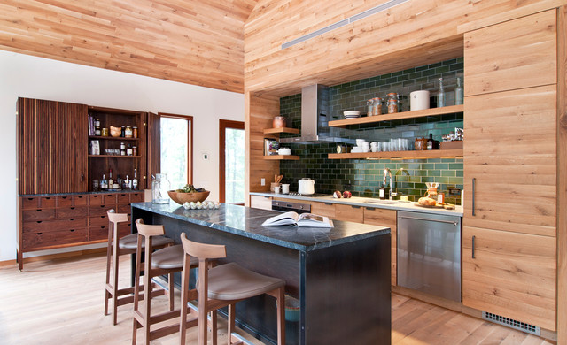 18 Exceptional Rustic Kitchen Designs You'll Enjoy Cooking In