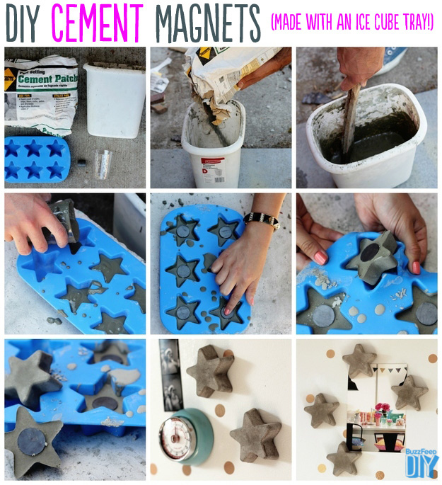 19 Super Smart Ideas To Make Beautiful DIY Concrete Decorations