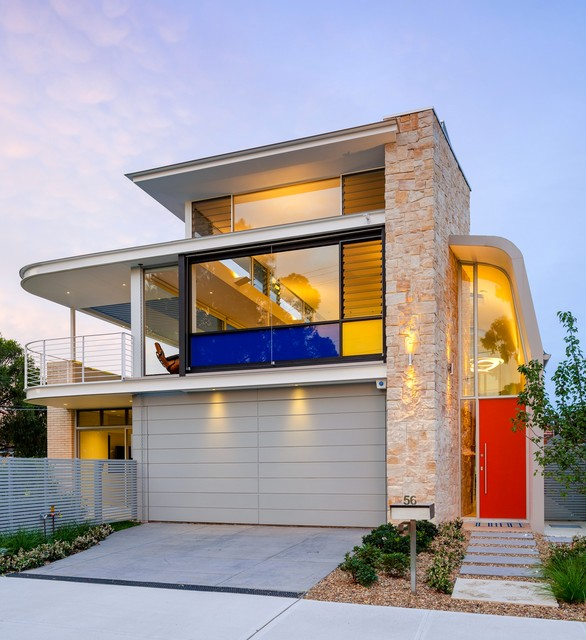 Beautiful Home Part 1: 20 Unbelievably Beautiful Contemporary Home Exterior