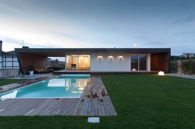 20 Unbelievably Beautiful Contemporary Home Exterior Designs - Part 1