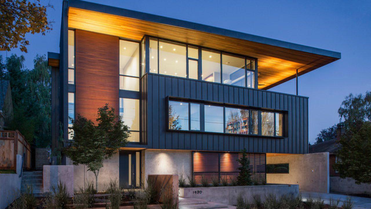 20 Unbelievably Beautiful Contemporary Home Exterior Designs   Part 20