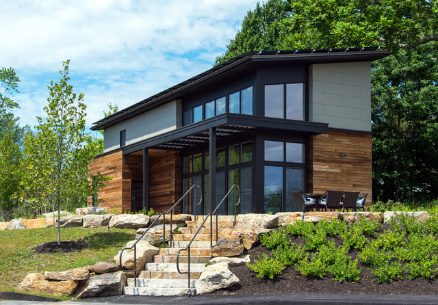 20 Unbelievably Beautiful Contemporary Home Exterior Designs   Part 1
