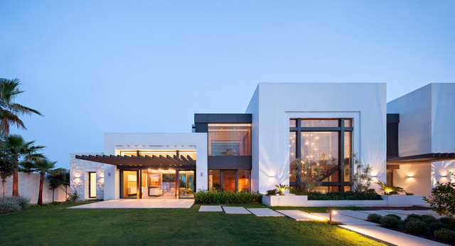 20 Unbelievably Beautiful Contemporary Home Exterior Designs   Part 2
