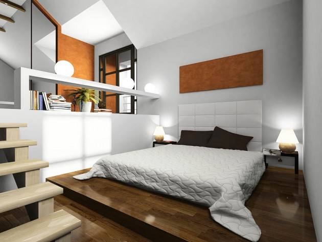 Decorating A Small Functional Bedroom