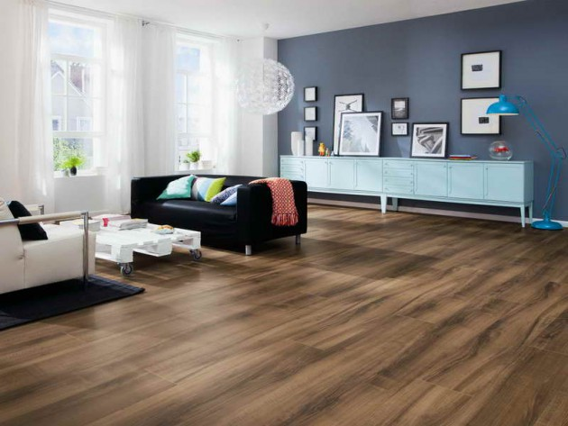 16 Brilliant Living Room Flooring Options