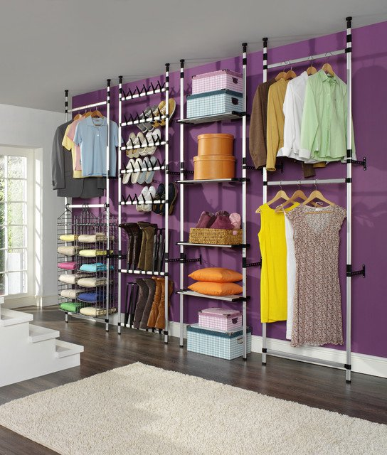 19 Clever Storage and Organizing Ideas For The Closet