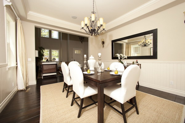 20 Extravagant Dining Room Design Ideas