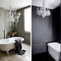 15 Spectacular Ideas For Chandeliers In The Bathroom