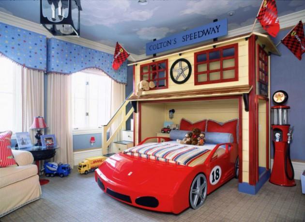 19 Joyful Childs Room Design Ideas