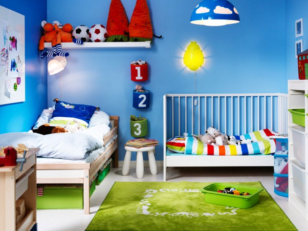 19 Functional Examples Of Decorating Boys Room