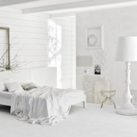 19 Pure White Interior Design Ideas