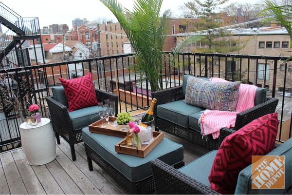 19 Fantastic Ideas For Decorating Small Balcony