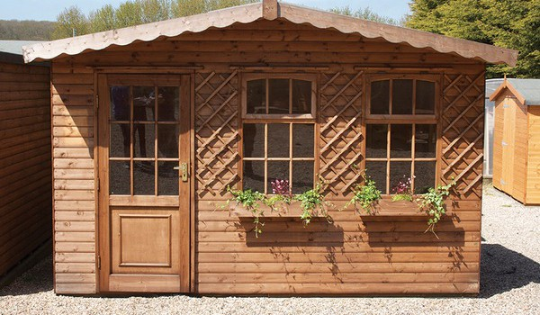 Difference Between Log Lap Sheds and Ship Lap Sheds