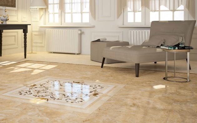 16 Brilliant Living Room Flooring Options
