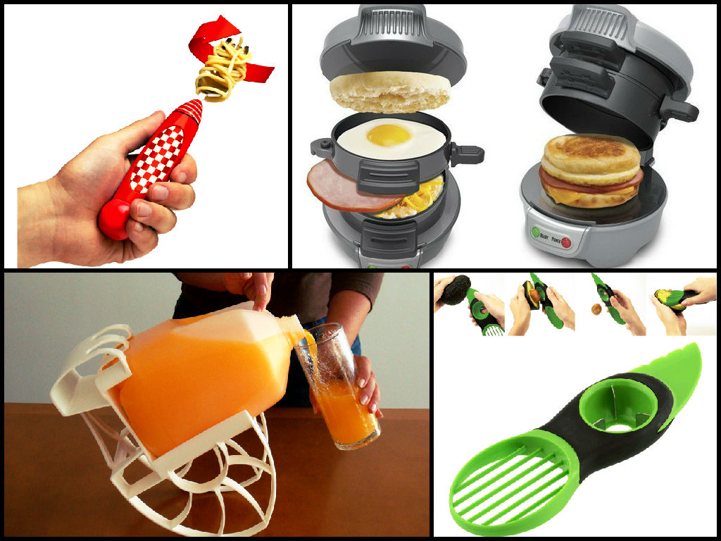 Top 16 Surprisingly Genius Kitchen Gadgets For Lazy People Architecture Art Designs