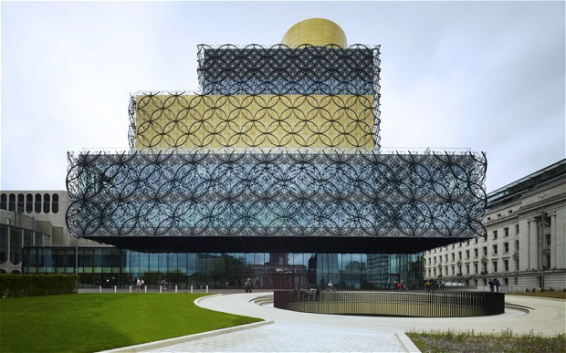 5 of Birminghams Best Modern Architectural Designs
