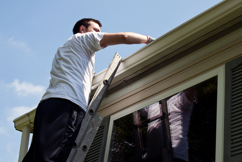 The Homeowners Guide To Keeping A Roof Over Your Head