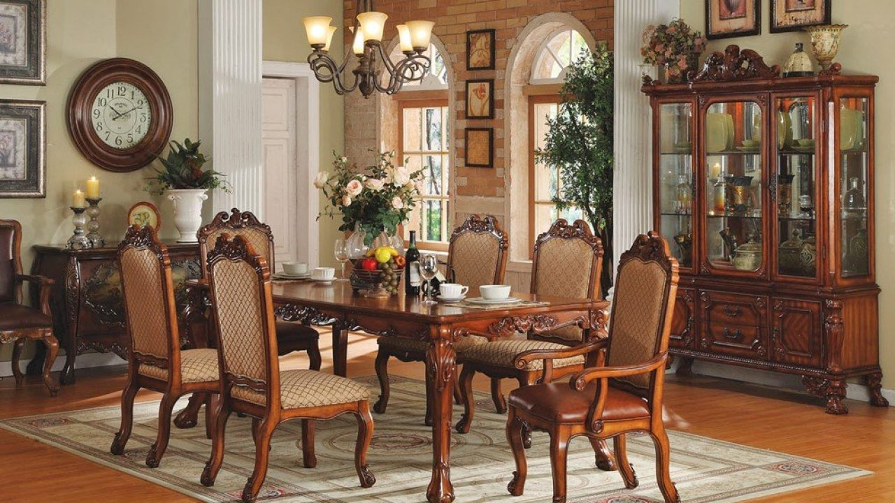 19 Stupendous Traditional Dining Room Design Ideas For Your