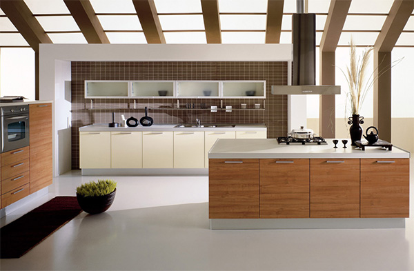 Astonishing Open Kitchen Design Ideas For Big Spaces